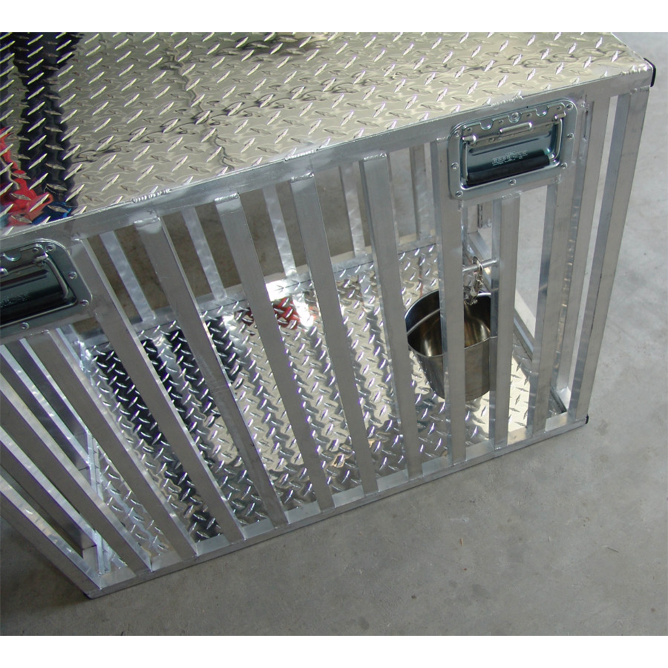 Full Ventilation Aluminum Crate