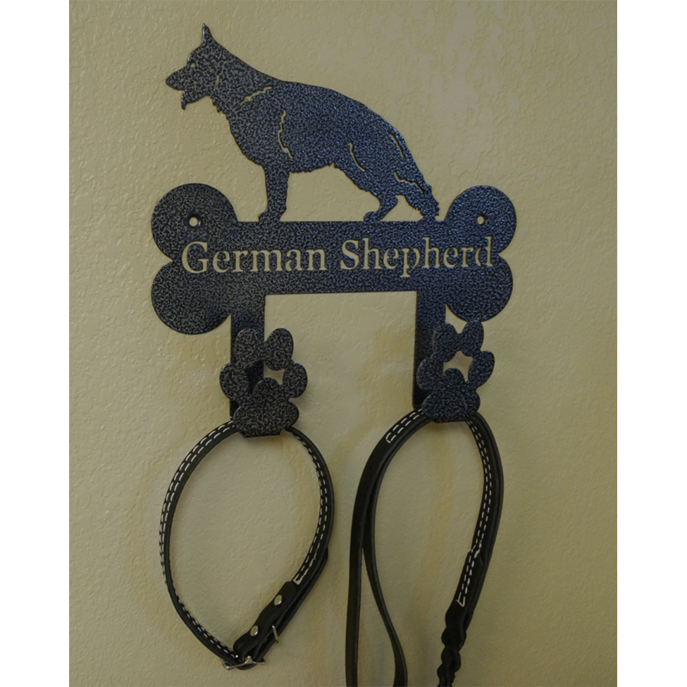 BREED SPECIFIC LEASH HANGER
